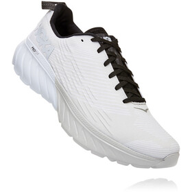 Hoka One One Mach 3 Schoenen Heren, lunar rock/white